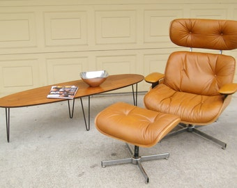 Plycraft Lounge Chair - Mid Century Lounge Chair