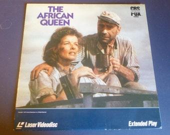 The African Queen LaserVideoDisc 1984