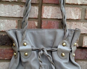 Vintage Michael Rome Tote Italy