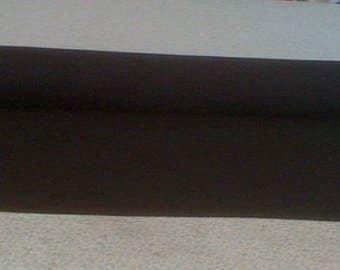 Black   Custom Made Aisle Runner 25 feet  60 inches wide