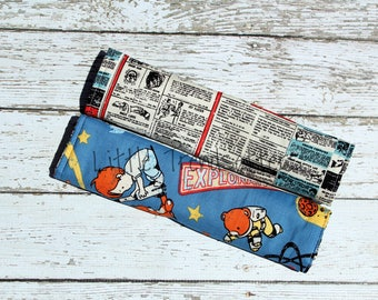 Seat Belt Strap Cover Cosmic boy