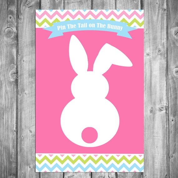 Stupendous image for pin the tail on the bunny printable