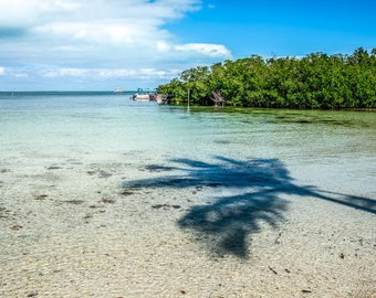Islamorada Florida - Fine Art Photo, Wall Decor, Beach Photo, Florida Keys Print, Landscape, Beach Art