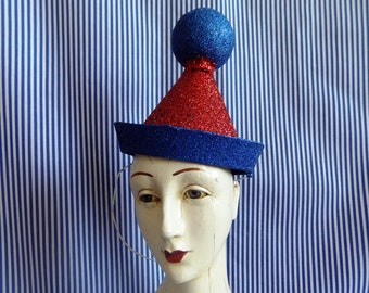 Clown Style Party Hat