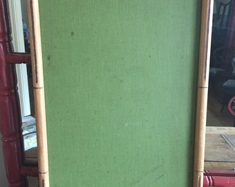 Bamboo magnetic board