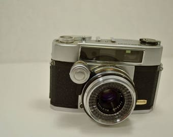 Vintage 1950's Beauty Beaumat Range Finder Camera - Made in Japan