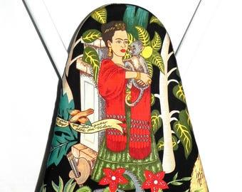 Ironing Board Cover - Frida Kahlo exotic fabric - Laundry and Housewares
