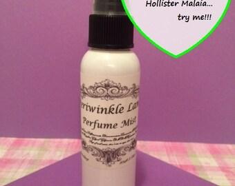 Hollister Malaia type Perfume Mist