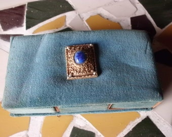 Free Shipping - One of a Kind Hand Crafted Trinket Box - Found In France