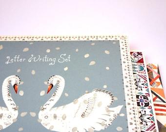 Swans Letter Writing Set