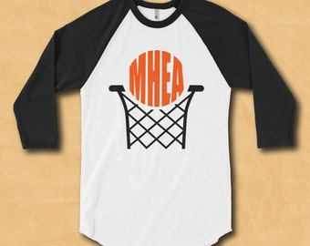 MHEA Basketball T-shirt Youth Sizes