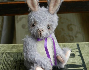 "PAPER sewing pattern to make Cicily - 5.25"" bunny"