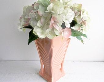 Vintage McCoy Vase - Art Deco Ceramic Pottery