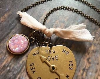 SALE Love Me Necklace