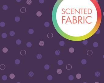 140173314 - Scented Fabric - Violet Concord Grape Print