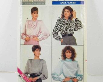 Vintage Pattern Butterick 5757 Uncut Size 12-14-16