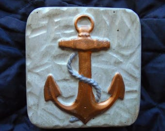 Anchor Decor Paperweight, Door Stop, Free Shipping