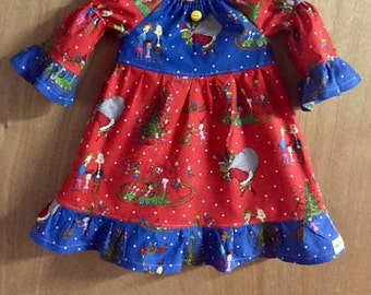Grinch Christmas Dress, size 3t