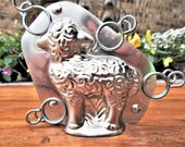 RESERVED SOLD KRIS Metal Candy Mold