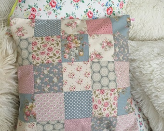 Tilda patchwork cotton  fabric cushion/pillow cover decorative cushion cover in  cotton  fabrics