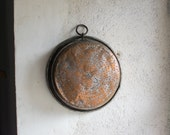 French Vintage Strainer // Copper Wall Decor // French Country Kitchen