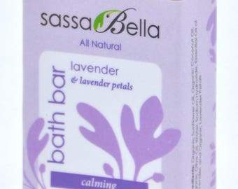 Lavender All Natural Handcrafted Soap