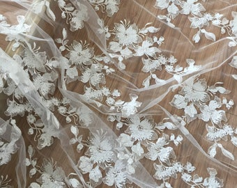 View Lace Fabric by lacetime on Etsy