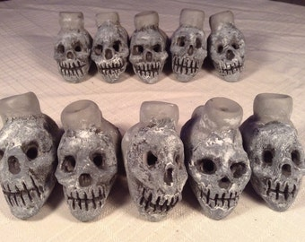 Aztec Death Whistles / Numbers 21- 30 / 9 STILL AVAILABLE! / 20 Dollars each plus shipping