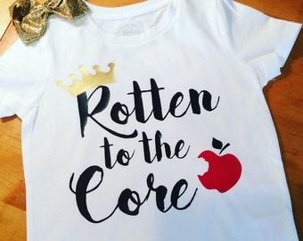 Descendants Shirt Rotten to the Core Shirt