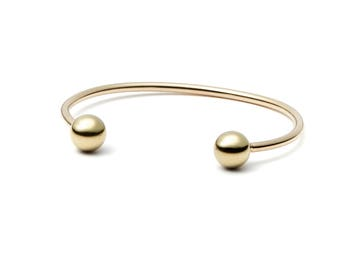 Double Ball Cuff