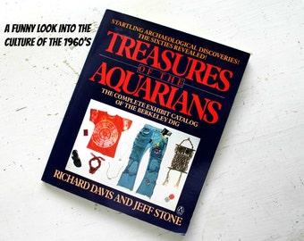 vintage Treasuries of the Aquarians, 1960's culture, hippie era, 1960's trends