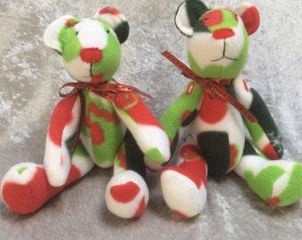 Baby Christmas Bears