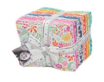 Early Bird by Kate Spain Fabric Bundle - Fat Quarters - 33 prints