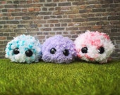 Fluffs (sold separately) made to order