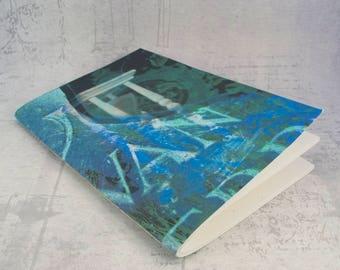 Notebook sketchbook blue dream jotter back to school