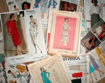 Twenty Size 16 Bust 38 Patterns *Vogue*Simplicity*McCalls* Butterick* Dresses Skirts Pants
