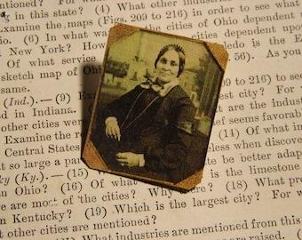 Elizabeth Keckley brooch lapel pin African American HIstory Civil Rights Solidarity
