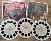 View-Master Reels 20,000 Leagues Under the Sea Classic Tales Original Package from 1954 GAF ViewMaster Reels B370