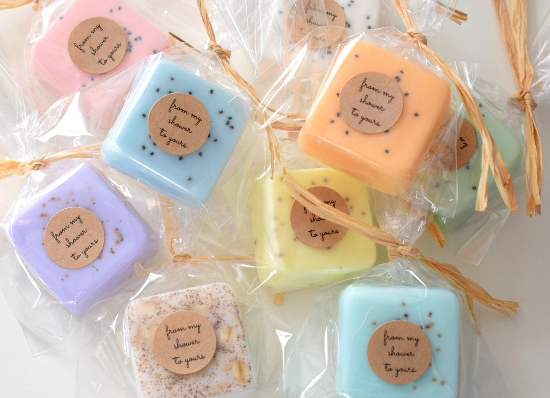 Wedding Favors or Party Favors Soap favors-Bridal Shower