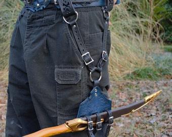 Pirate sword belt