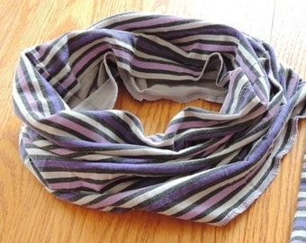 Ecofriendly infinity scarf - bandana