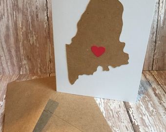 state card,state love card,state greeting card,long distance card,across the miles card, i miss you card,sending love card,choose your state
