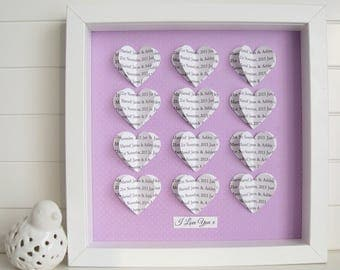 Custom Quote Picture Frame We Re All A Little
