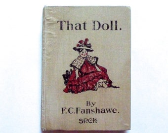 That Doll by F. C. Fanshawe Vintage Book