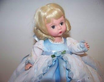 Blue Dreams Madame Alexander 8 in doll