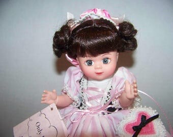 Only Hearts Madame Alexander 8 in doll