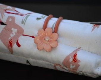 Flamingo Pen Roll