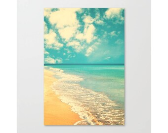 Extra large wall art, beach wall art, wall art canvas, beach print, large wall art, beach photography, canvas art, beach art,framed wall art
