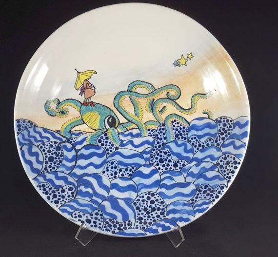 "Sail away Platter 15"""