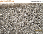 Boxing Week Sale DB-1455, Miyuki Delica Beads, Size 11/0, Silver-Lined Opal Periwinkle - 5 grams or, select a Larger Pkg from the 'Select an